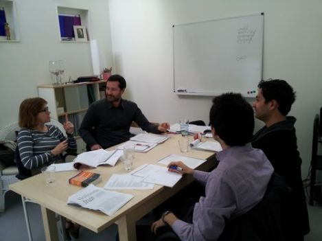 Dutch course in Amsterdam at Beatrice Language Institute